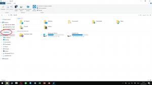 Cara Menghilangkan dan Menampilkan Kembali Folder OneDrive pada File Explorer Windows 10