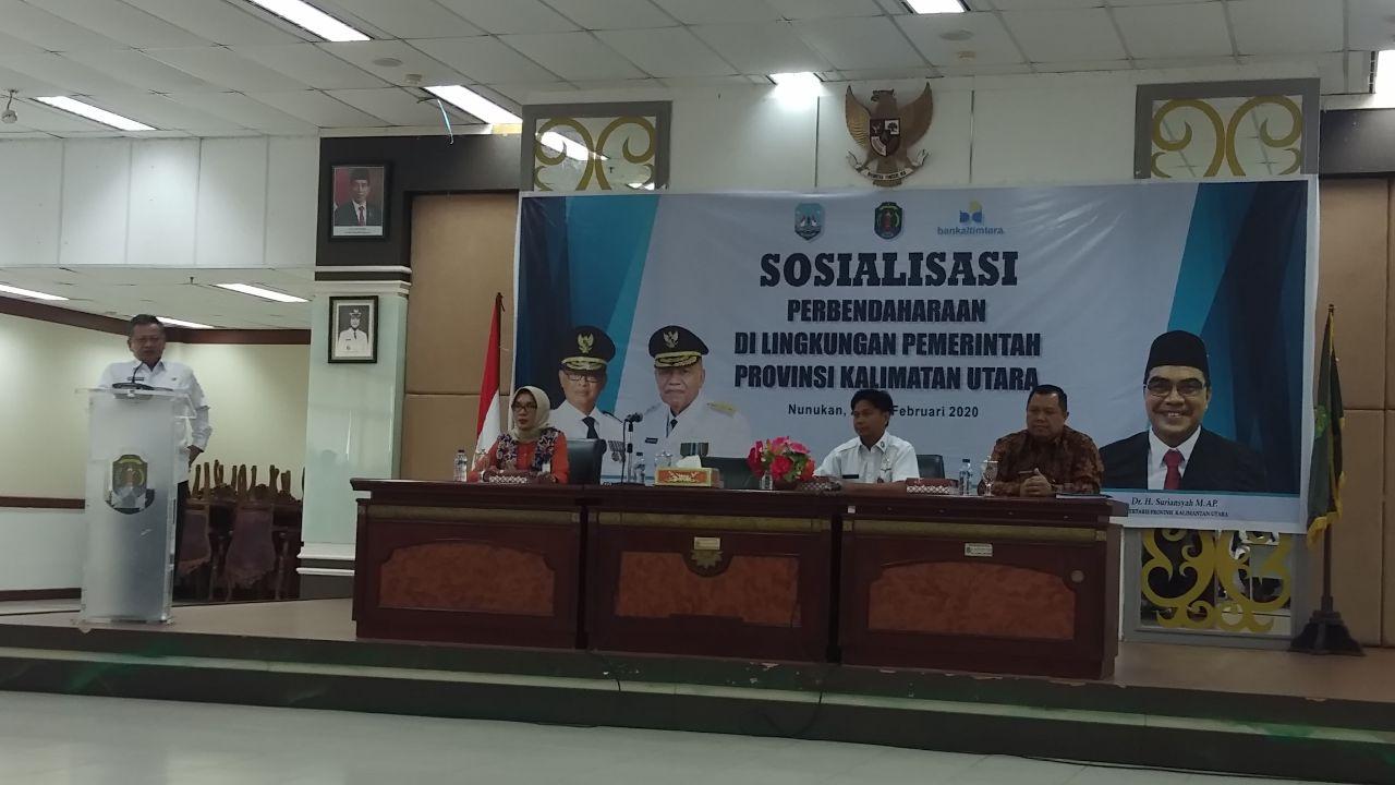 Penerapan Transaksi Non Tunai di Lingkungan Pemerintah Provinsi Kalimantan Utara